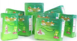Greenty Nappy