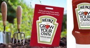 Free Heinz Tomotoes Seeds