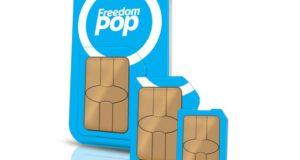FreedomPop Free Sim