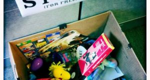 Box of Free Stuff