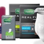 Depend Real-Fit Sample For Men and Women