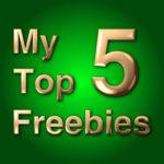 Top 5 Freebies in 2016 (Mid Year)