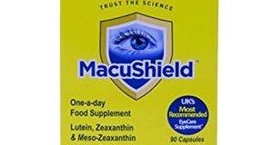 MacuShield Eye Supplement