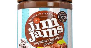 JimJams Hazelnut Chocolate Spread