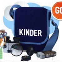 Kinder Explorer Kit