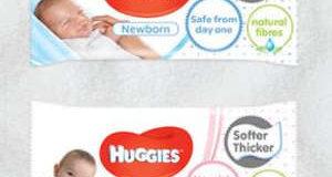 Pack Of Huggies Wipes