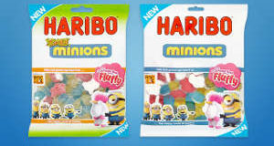 Haribo Minions Bag