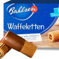 Pack of Bahlsen Biscuits