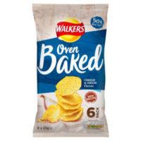 Walkers Baked Crisps Multipack