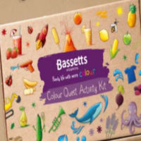 Colouring Activity Kit