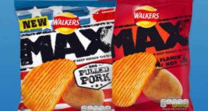 Walkers Max Grab Bag