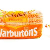 Warburtons Half and Half