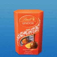 Box Of Lindor Milk Orange