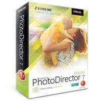 Cyberlink PhotoDirector 7 Deluxe
