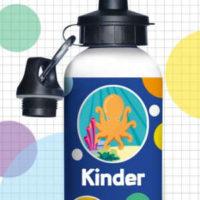 Kinder Chocolate Bottle