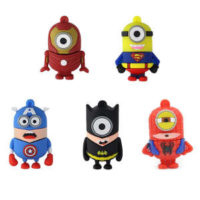 Minion Superhero USB Stick