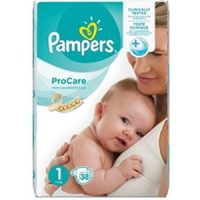 Pampers ProCare Nappies